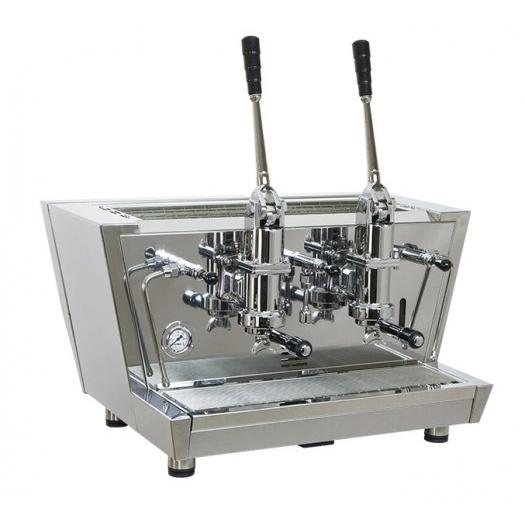 Professional coffee machine Izzo MyWay Valchiria, 2 groups