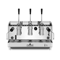 Professional coffee machine Vibiemme Replica Pistone, 3 groups