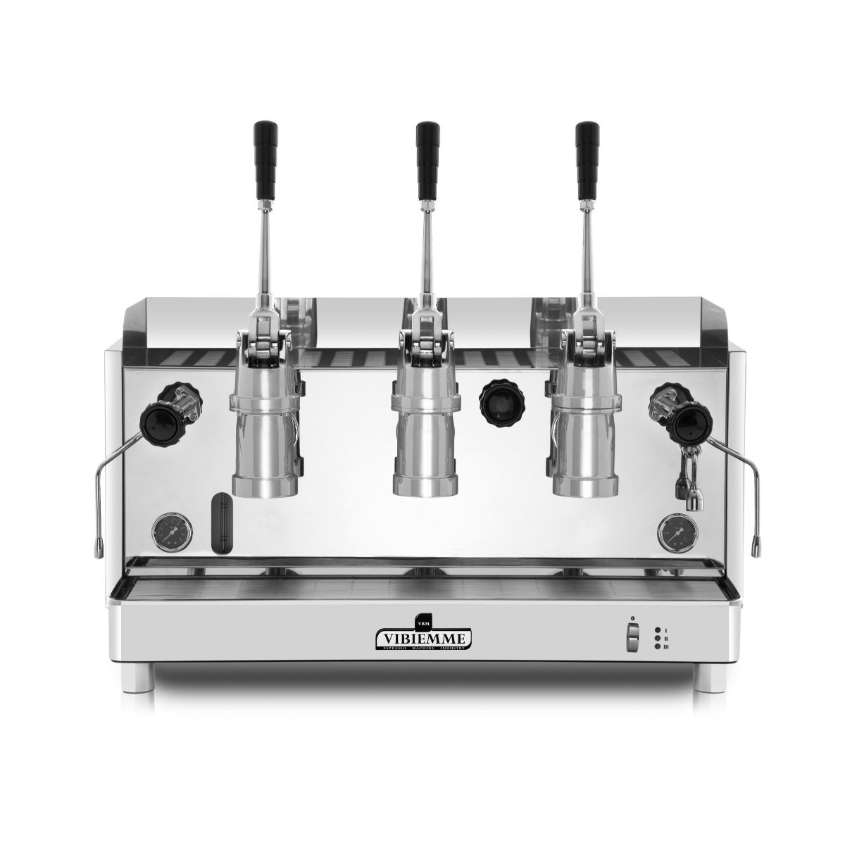 Espressor profesional Vibiemme Replica Pistone, 3 grupuri