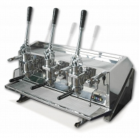 Espressor profesional Ambient Espresso ACS Vostok, 4 grupuri