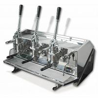 Professional coffee machine Ambient Espresso ACS Vostok, 3 groups