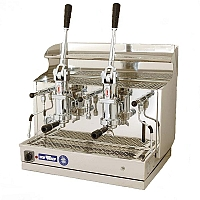 Professional coffee machine Izzo MyWay Pompei, 2 groups