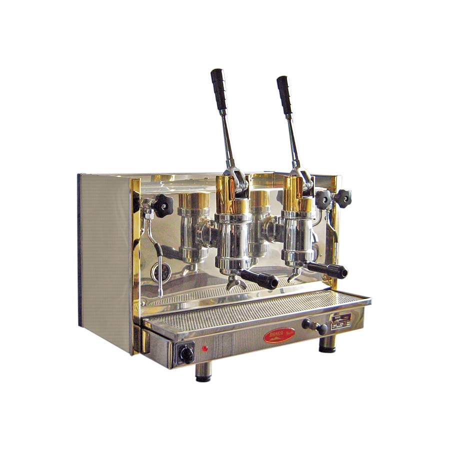 Professional coffee machine Bosco Posillipo, 2 groups