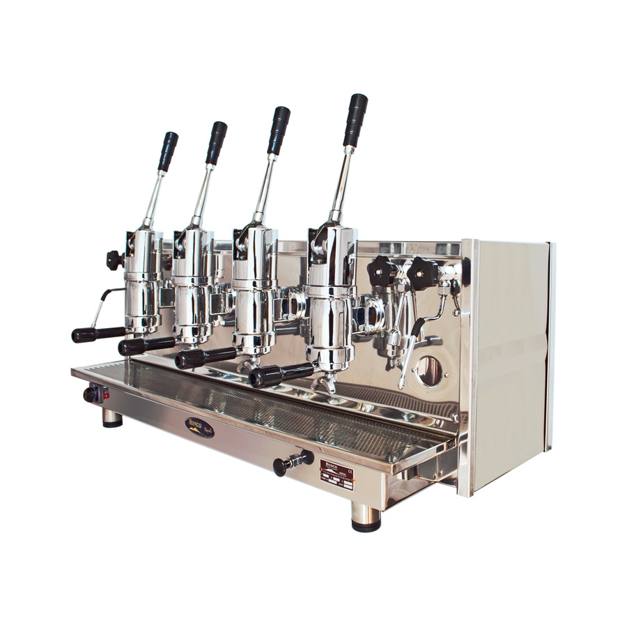 Espressor profesional Bosco Sorrento, 5 grupuri