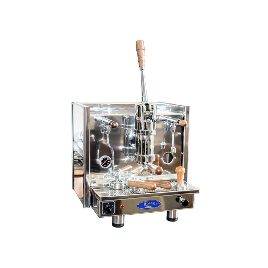 Professional coffee machine Bosco Sorrento, 1 group