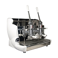 Professional coffee machine Izzo, 2 groups
